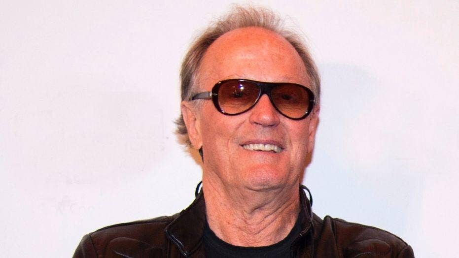 Peter Fonda: 'Rip Barron Trump from his mother'