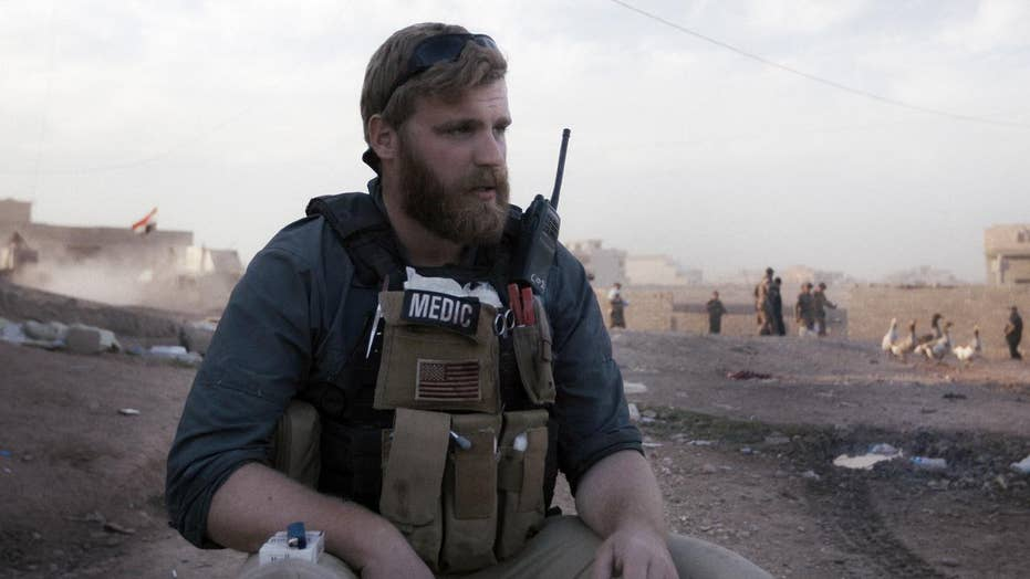 Volunteers on the front line against ISIS