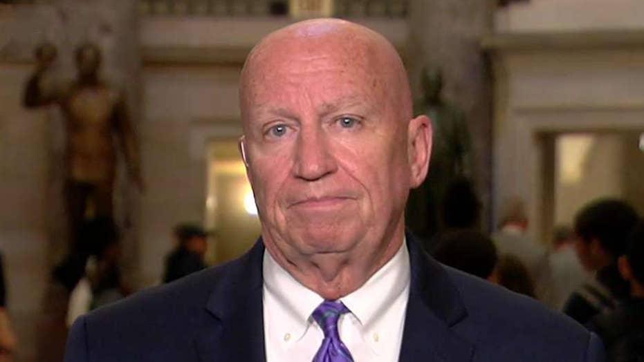 Brady challenges Dems to help pass immigration legislation