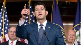 GOP leaders abruptly pulled a compromise immigration bill from consideration late Thursday, announcing the measure would not come to a vote before the weekend as initially planned -- throwing another wrench into Republican leaders' attempts to take action amid the controversy at the border.