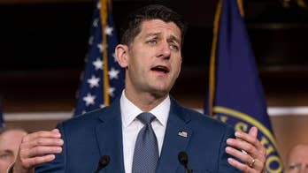 Speaker of the House Paul Ryan says bringing two immigration bills to the House floor is a 'legitimate exercise,' lawmakers can vote for the policy of their preference.