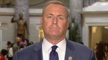 Republican congressman from California urges bipartisan support for the compromise measure which he says will help fix the broken immigration system.