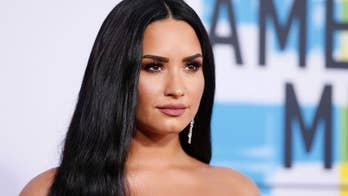 Demi Lovato posts barely-there bikini photos from trip to Bora Bora