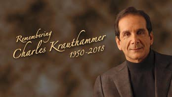 America lost Charles Krauthammer just when we needed his integrity and truth-telling the most