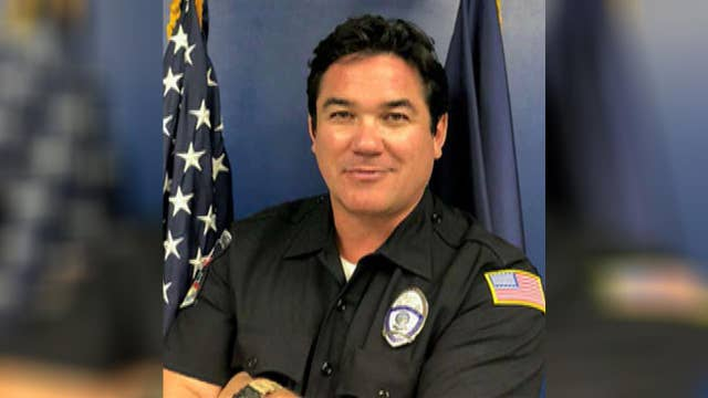 Dean Cain trades in 'Superman' cape for police badge