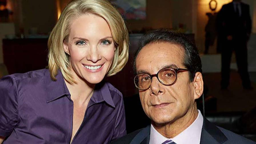 Dana Perino urges discusses the impact of Charles Krauthammer's columns and urges younger generations to read Krauthammer's book.