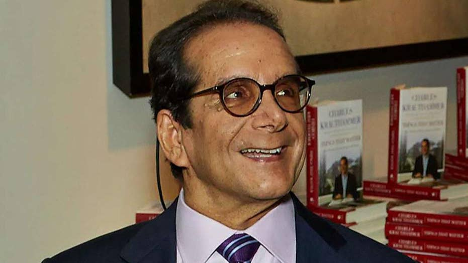 The life and times of Charles Krauthammer