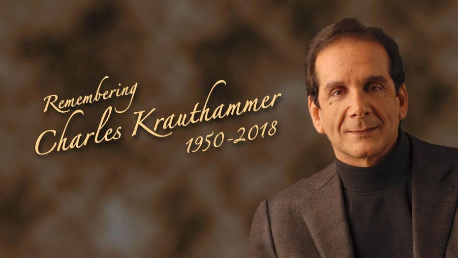FOX News Media awards Dr. Charles Krauthammer Memorial Scholarship to Marin 'Pei Pei' Martin