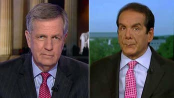 Fox News senior political analyst Brit Hume reflects on what made people love Charles Krauthammer. #Tucker