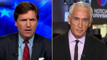 Mexican candidate Lopez Obrador says all migrants have the right to go to the United States; Jorge Ramos reacts on 'Tucker Carlson Tonight.' #Tucker