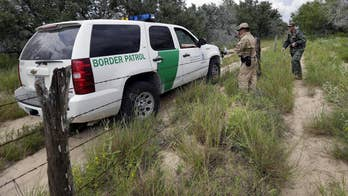 Tucson Border Patrol union president Art Del Cueto speaks out about how border agents assist minors at the border; reaction on 'The Ingraham Angle.'