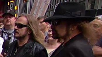 Southern rock legends open up on 'Fox & Friends.'