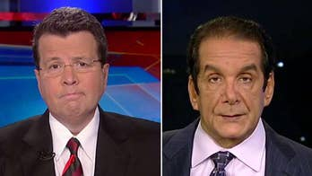 Cavuto: Krauthammer got your attention because he got life