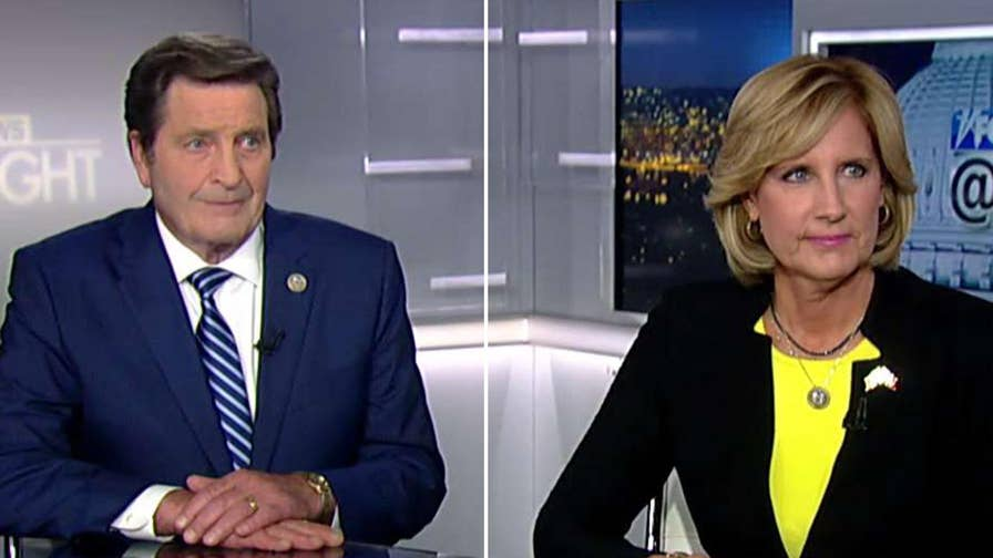 Can Congress pass immigration legislation? Insight from both sides of the aisle on 'Fox News @ Night with Shannon Bream.'