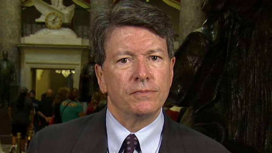 Congressman John Faso urges Republican holdouts to back the compromise immigration bill.