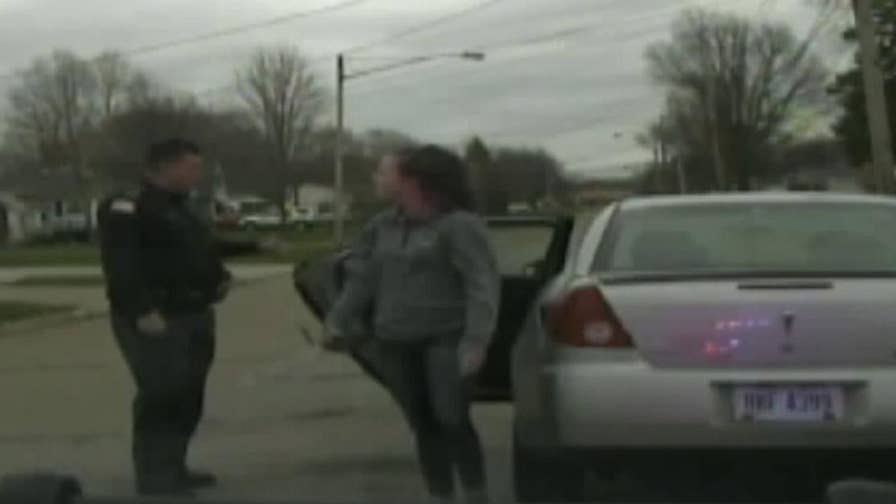 A police officer in Lorain, Ohio was fired after an internal investigation discovered he had abused his power during a traffic stop involving his daughter and her boyfriend.