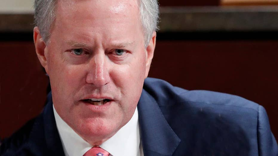 Rep. Meadows says subpoenas forthcoming over Russia probe
