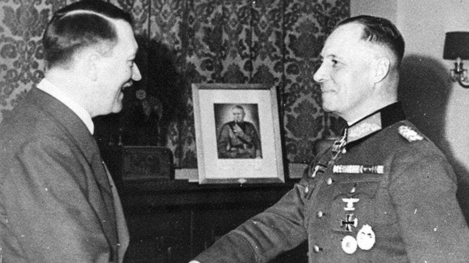 University apologizes for using a Nazi general's quote to inspire students