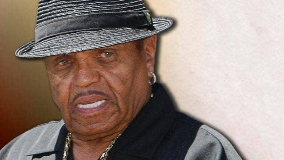Joe Jackson hospitalized with terminal cancer