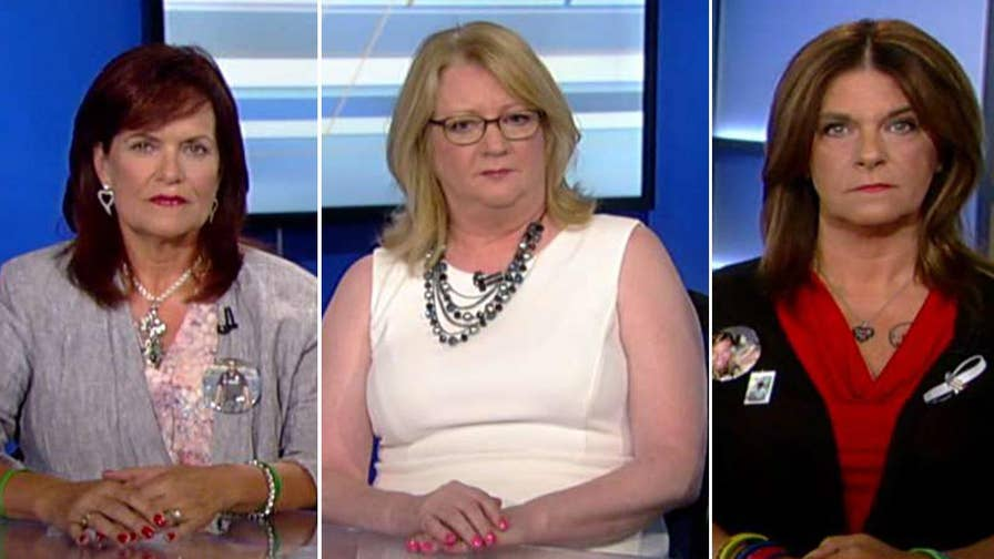 Mothers whose children were killed by illegal immigrants speak out on 'The Ingraham Angle.'