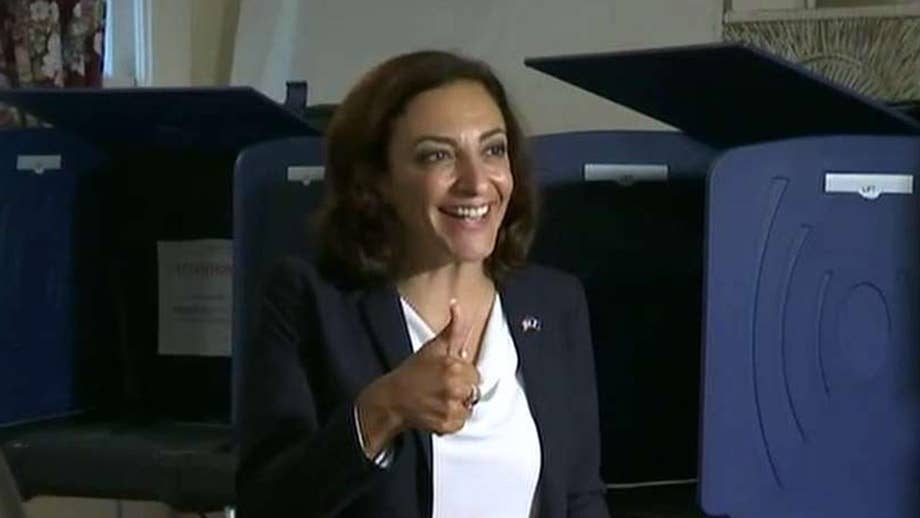 Katie Arrington, who ousted Rep. Mark Sanford in primary, seriously injured in car crash