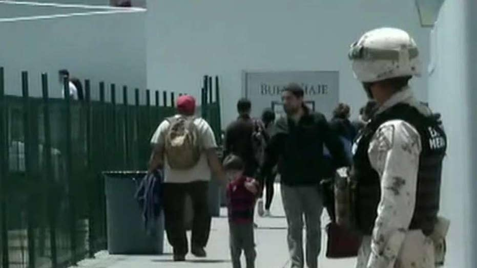 Immigrant family separation stories flood social media