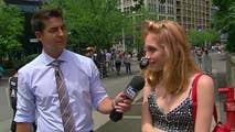 Jesse Watters hits the streets for a lightning round of current events.