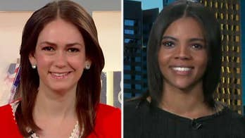 Fox News contributor Jessica Tarlov debates Candace Owens of Turning Point USA.