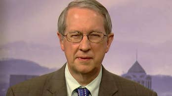 House Judiciary Committee chairman Rep. Bob Goodlatte discusses subpoena of FBI agent Peter Strzok on 'Sunday Morning Futures.'