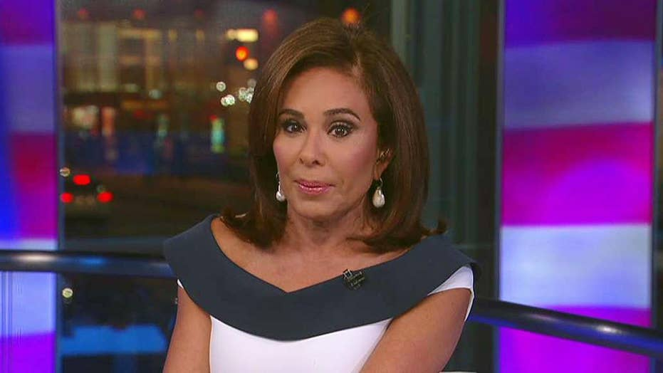 Judge Jeanine: Political debate has become political abuse