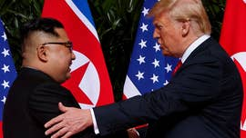 North Korea, which has routinely blasted the U.S. in its government propaganda, appears to be taking a lighter tone in messaging that has emerged in the wake of this month's historic summit between President Trump and dictator Kim Jong Un.