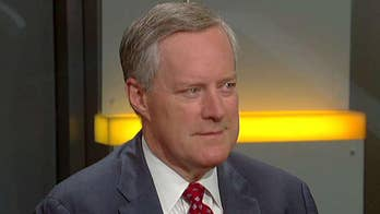 On 'Fox & Friends,' Rep. Mark Meadows sounds off on the lack of documents delivered to Congress on the alleged use of informants in the Trump campaign.