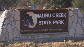 California man shot and killed while on camping trip with his two young girls, 2 and 4, at Malibu Creek State Park campsite.