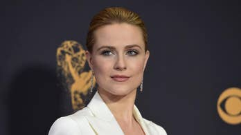'Westworld' star Evan Rachel Wood goes on hunger strike