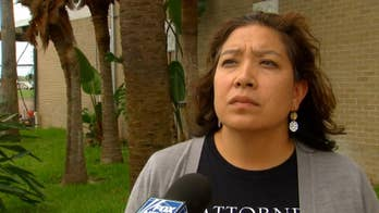 Ofelia Calderon is an immigration attorney who spent three days in the Port Isabel Detention Center. It's the site of what the government says is the primary reunification center. Calderon tells Fox News what she saw.