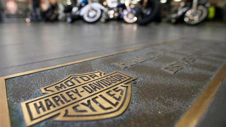 Harley-Davidson takes action to avoid EU tariffs