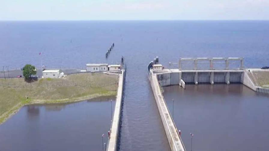 Douglas Kennedy reports from Lake Okeechobee on the system failures and restoration plan.