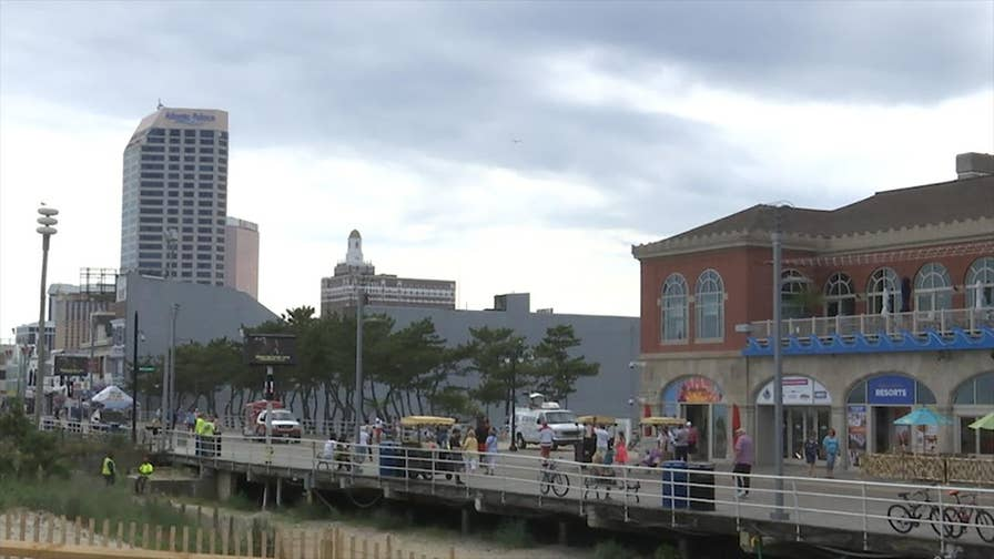 Thousands of Atlantic City workers are getting a second chance at employment