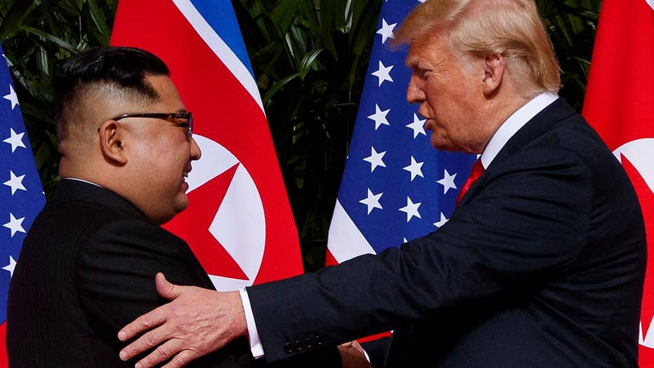 Moving forward with the North Korean peace process