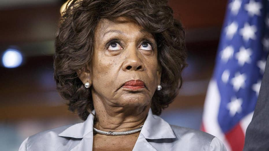 Democrats call out Maxine Waters for encouraging incivility
