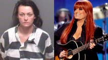 Country singer Wynonna Judd's 22-year-old daughter Grace Pauline Kelley has been sentenced to eight years in jail after leaving a drug recovery program in November and violating her probation.