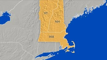 A huge mass of molten rock is creeping upwards beneath the Massachusetts, Vermont and New Hampshire, and has been gradually making itself known to geologists. The idea that there may be a super volcano brewing under the nation's north eastern states is something of a surprise.