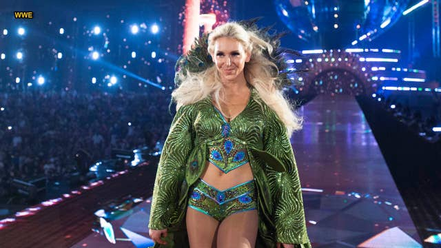 Ric Flair's daughter, Charlotte, poses completely nude