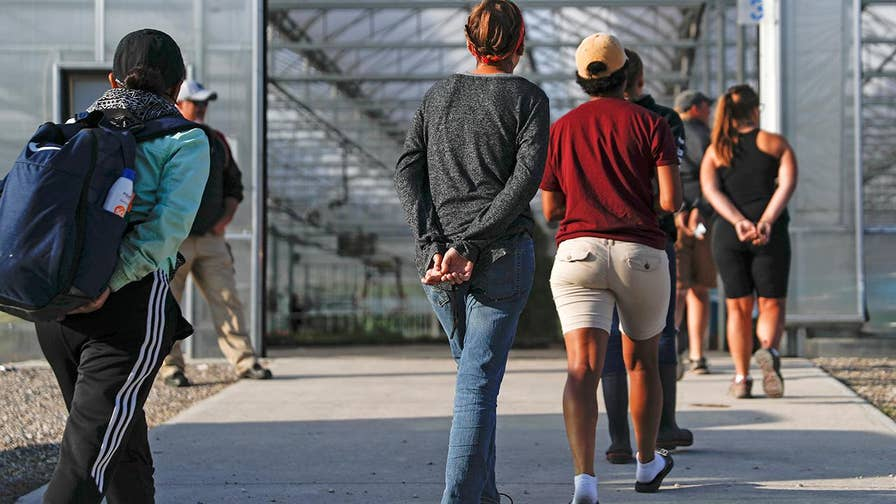 First legal challenge by states over zero-tolerance immigration practice; reaction and analysis from former prosecutor Bob Bianchi.