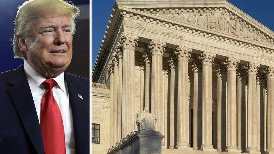 President Trump praises the Supreme Court's decision on his travel ban; chief White House correspondent John Roberts reports from Washington.