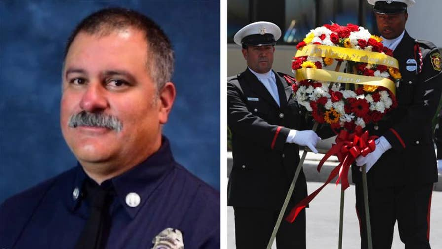 Dave Rosa lost his life in the line of duty when firefighters responded to reports of an explosion at a Long Beach retirement home and one resident started firing a gun.