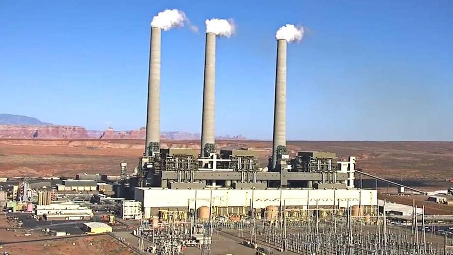 White House aims to keep coal power plant