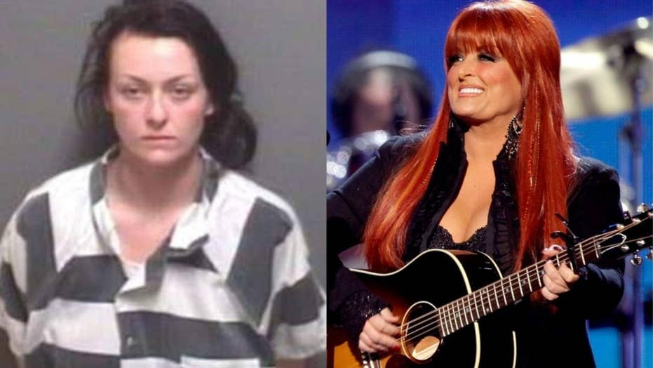 Wynonna Judd's daughter sentenced to 8 years in prison