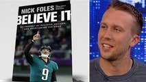 Philadelphia Eagles quarterback and Super Bowl MVP joins 'The Story' to discuss his career, his faith and his new book 'Believe It: My Journey to Success, Failure, and Overcoming the Odds.'