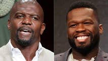Rapper 50 Cent was blasted by his fans for mocking actor Terry Crews' sexual assault claims.